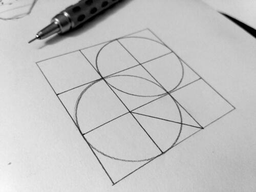Dossier decentralized eportfolio Logo Design